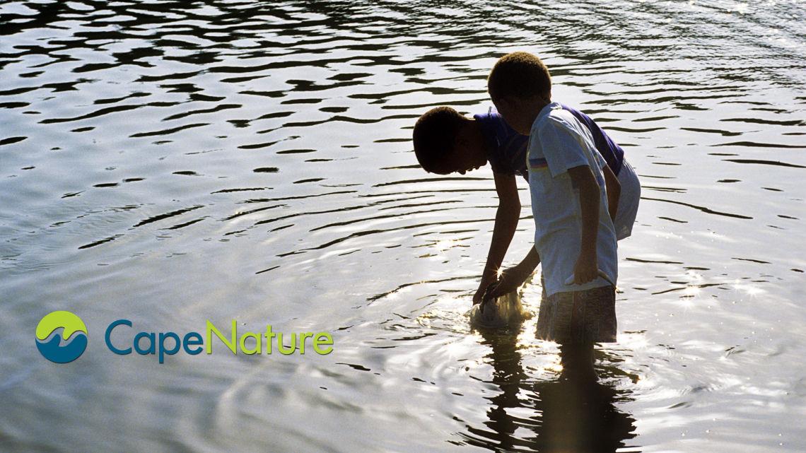 boys in river