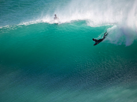 cape town's world champ surfers launch